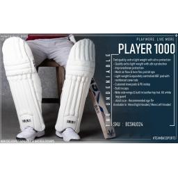 Player 1000 Legguards - Mansfield Sports Group