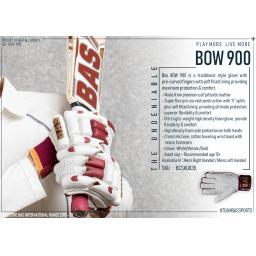 BOW 900 Batting Gloves - Mansfield Sports Group