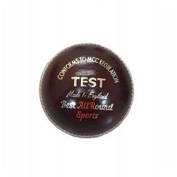 Test Ball - Wax Finish - Mansfield Sports Group
