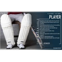 Player Edition Legguards - Mansfield Sports Group