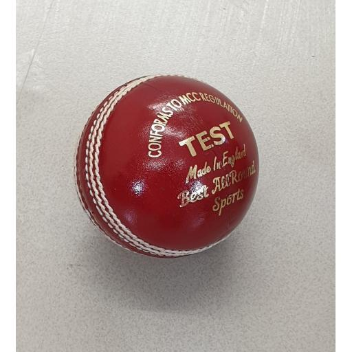 Test Ball - ASF - Mansfield Sports Group