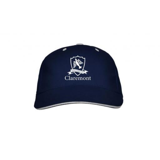 Claremont School - Baseball Cap - Mansfield Sports Group