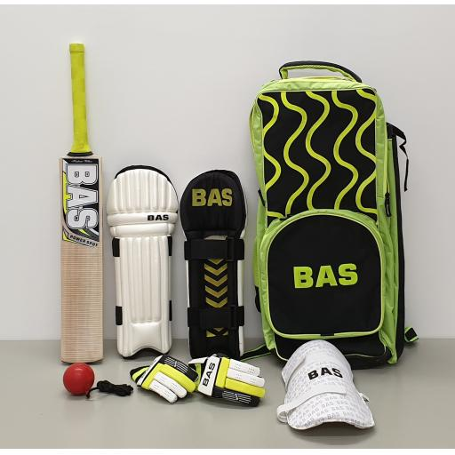 BAS Junior Equipment Set
