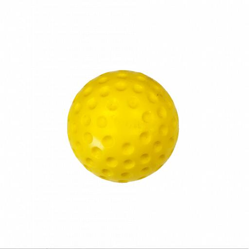 Bowling Machine Ball - Soft - 4.75oz (Yellow) - Mansfield Sports Group