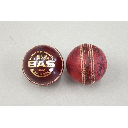 BAS Super Test International (Machine Stitched) - Mansfield Sports Group
