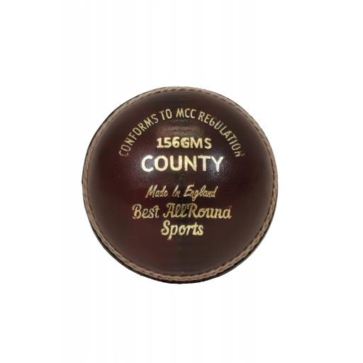 County Ball - Wax Finish