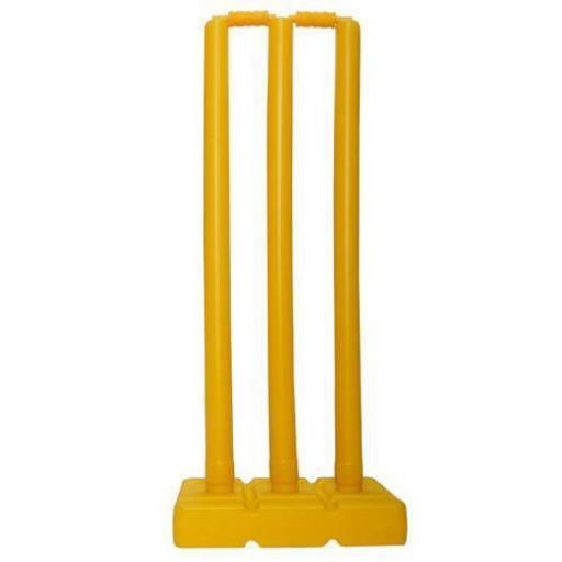 Plastic Cricket Stump Set
