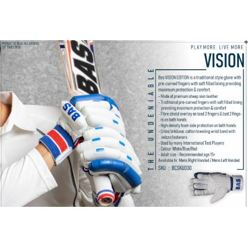BAS Player Edition PRO Gloves - Mansfield Sports Group