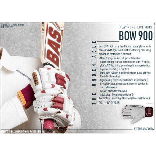 BOW 900 Batting Gloves