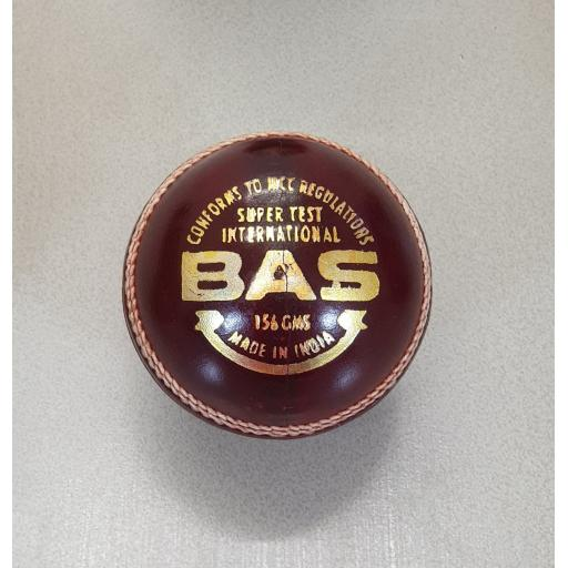 BAS Super Test International (Machine Stitched)