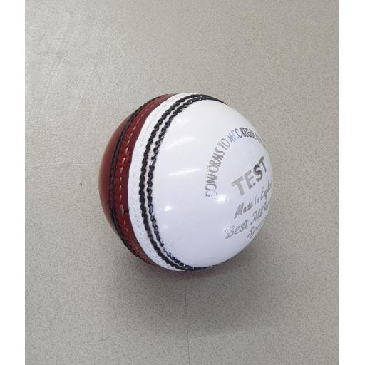Red/White Test - (4pc) - Mansfield Sports Group