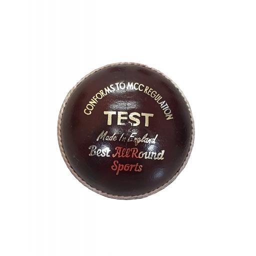 Test Ball - Wax Finish