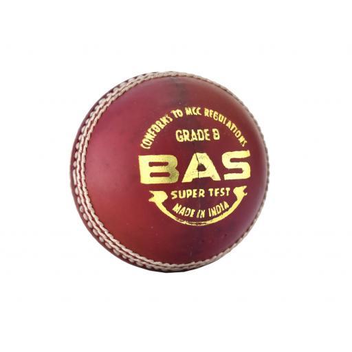 BAS Super Test B - Mansfield Sports Group