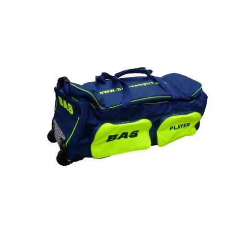 Player Pro Cricket Bag