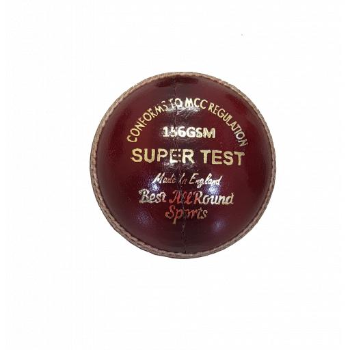 Super Test Ball - Wax Finish