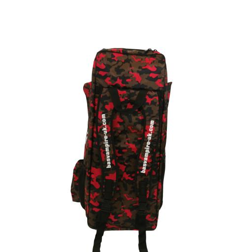 Cammo Duffle - Player International - Mansfield Sports Group