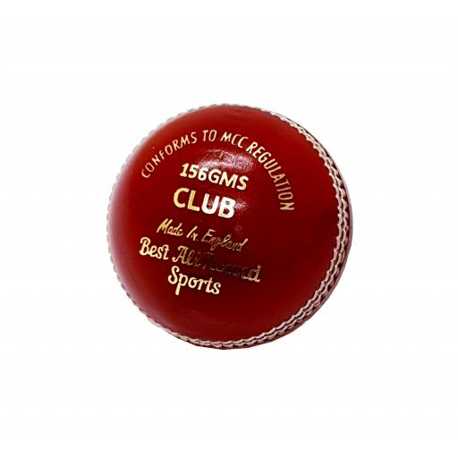 Club Ball (Machine Stitched)