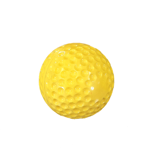 Bowling Machine Ball - Hard - 5.5oz (Yellow) - Mansfield Sports Group