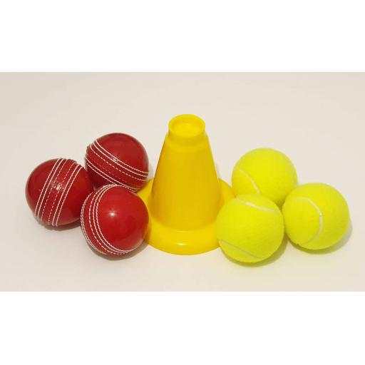 PVC Incrediball / Tennis Ball Box