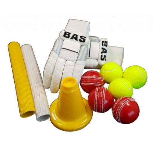 Batting Bundle (Silver)