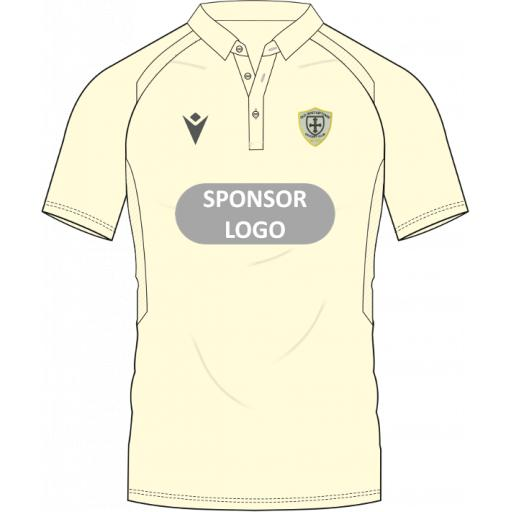 OWCC - MAIN MATCH DAY SHIRT SS HUTTON
