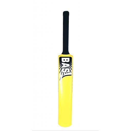 Plastic Cricket Bat (Yellow)
