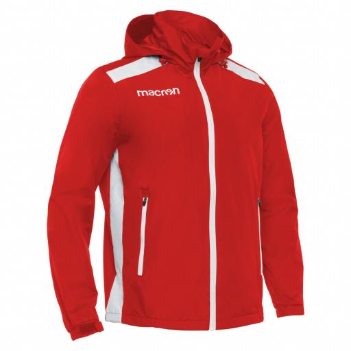 Calgary Windbreaker Jacket