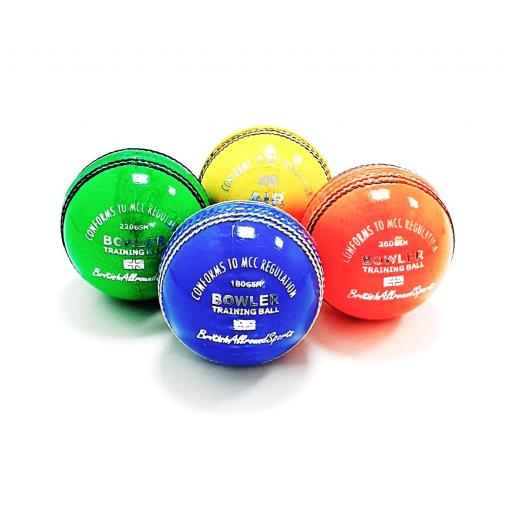 Bowler Weighted Balls