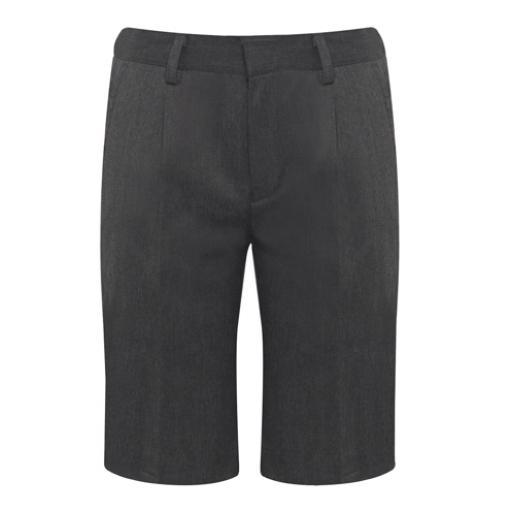Mid-grey shorts