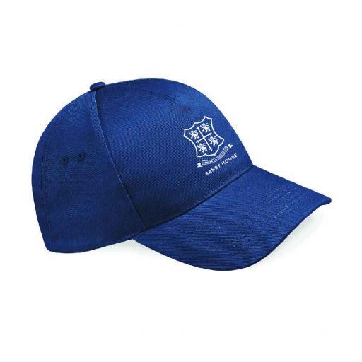 School Branded Baseball Cap (Ranby)