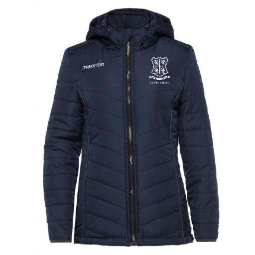 School Branded Coat Girls