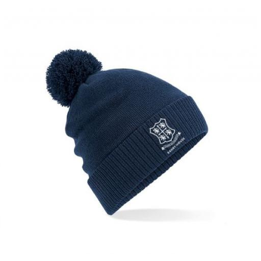 School Branded Woolly Hat (Ranby)