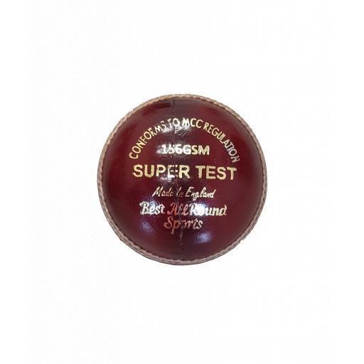 International Super Test - WRF
