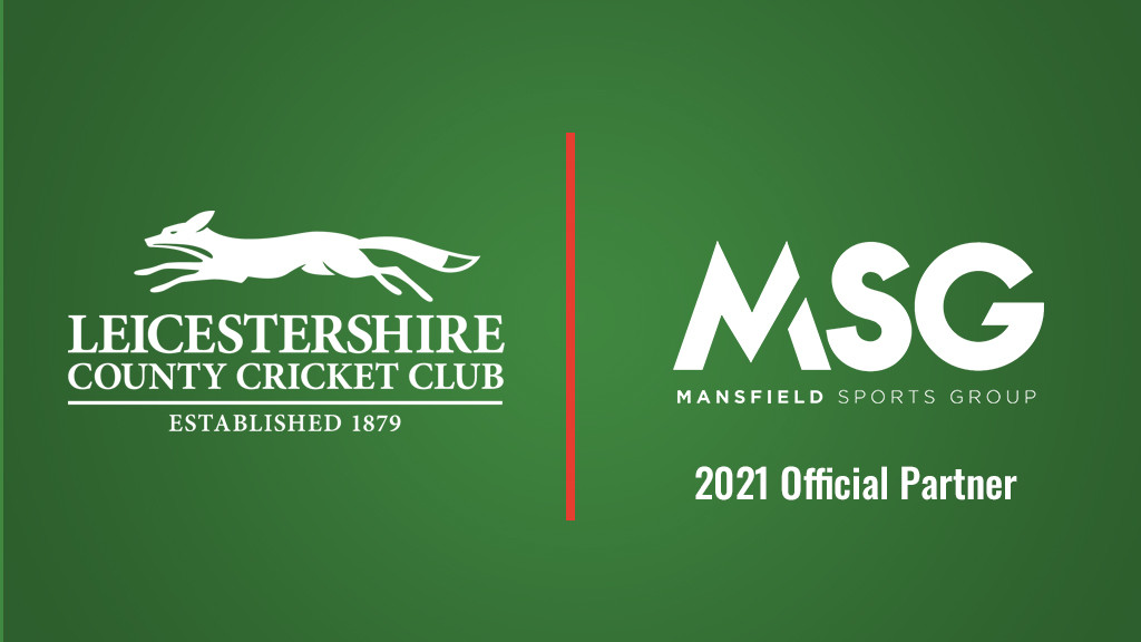 LEICESTERSHIRE PARTNER WITH MSG
