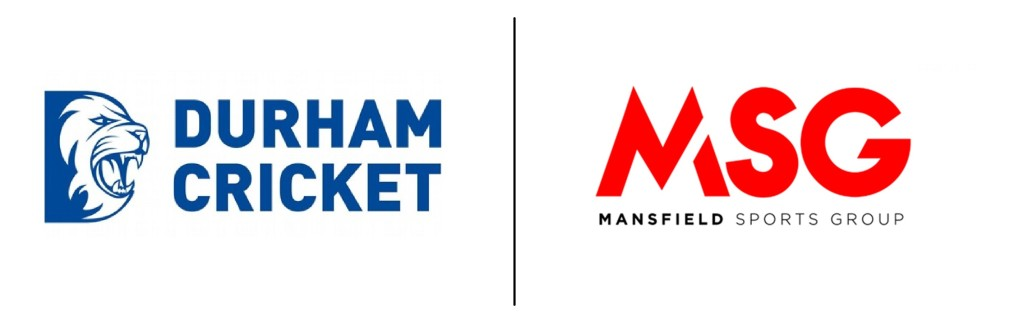 DURHAM CRICKET TEAM UP WITH MANSFIELD SPORTS GROUP